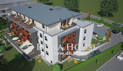 Eladó Lakás, Zala megye, Zalaegerszeg, I. emeleti 80 m2 lakás, 7 m2 terasszal