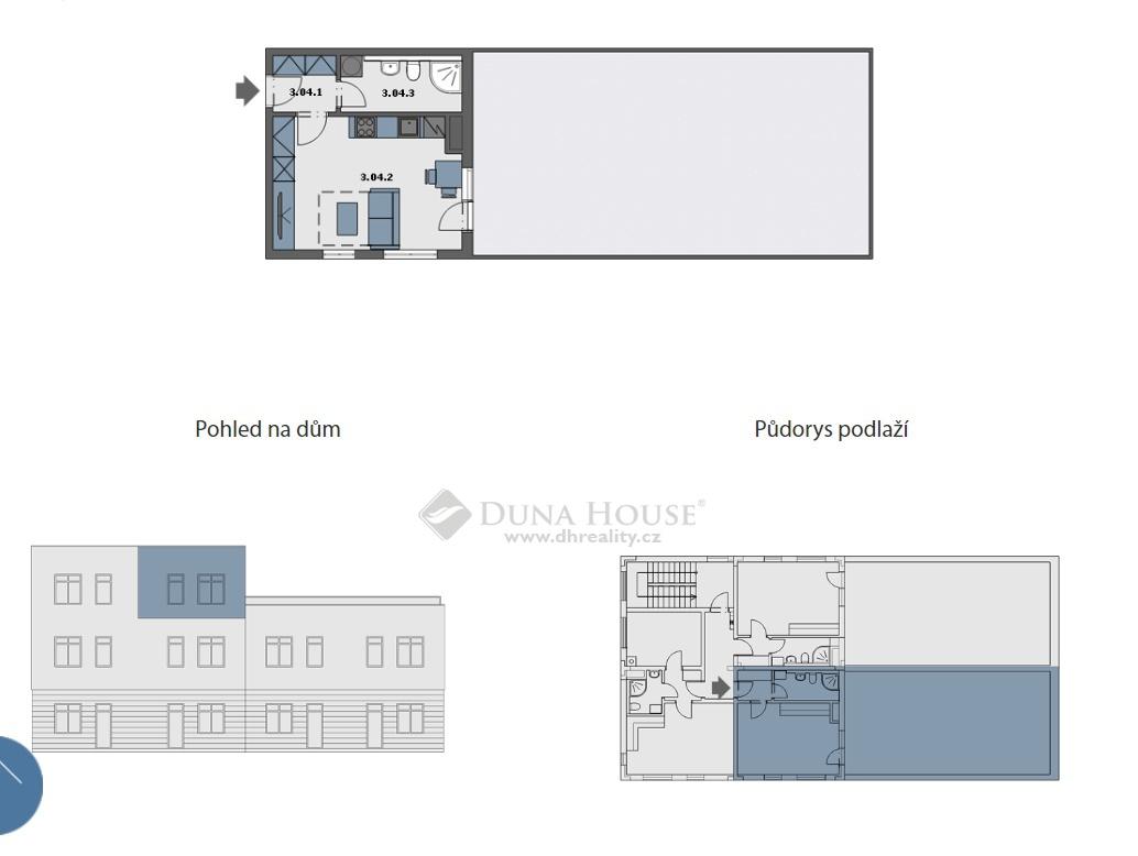 Prodej bytu, Bečovská, Praha 10 Uhříněves