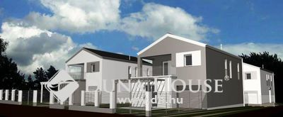 Eladó Ház, Budapest, 18 kerület, 159 nm Új építésű 4-es há