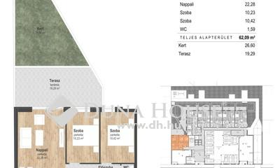 Reitter Green Home - 71 lakásos társasház a 13. kerületben!