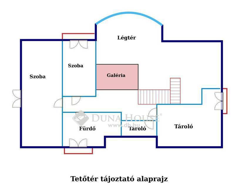 Eladó Ház, Pest megye, Veresegyház, Veresegyházon örökpanorámás családi ház