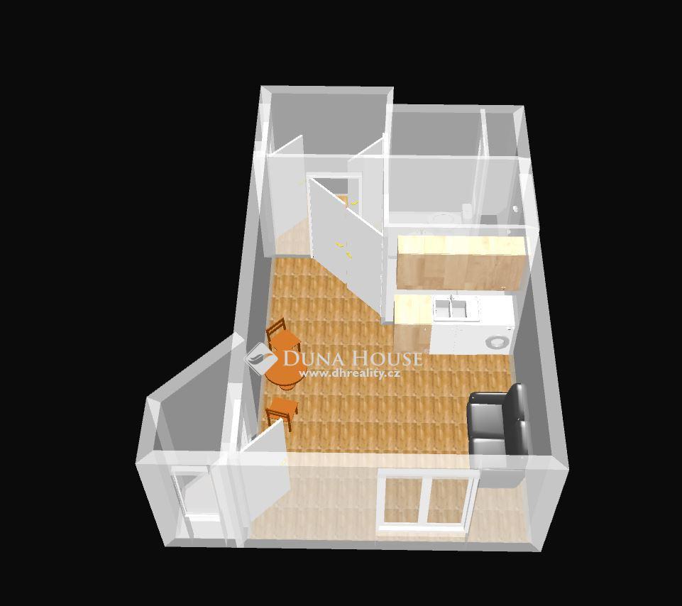 Prodej bytu, Horní, Praha 4 Nusle