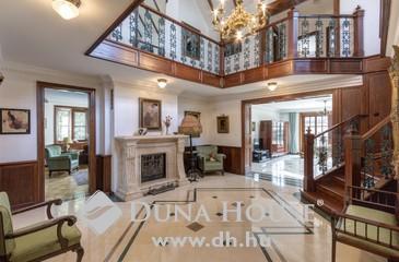 Eladó ház, Budapest 2. kerület, Budaligeten reprezentativ villa