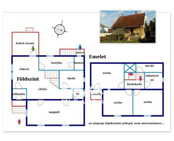 Eladó Ház, Vas megye, Szombathely, Herényi családi ház