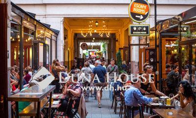Eladó Szálloda, hotel, panzió, Budapest, Extra lokációjú hostel befektetőknek