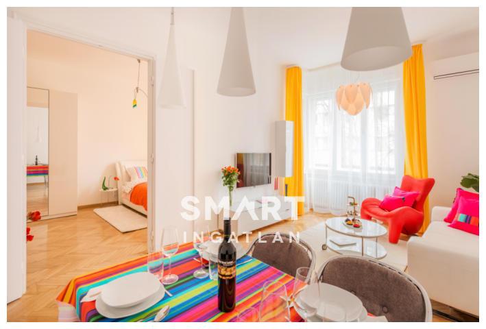 Eladó Lakás, Budapest, 7 kerület, Városliget mellett szép Bauhausban