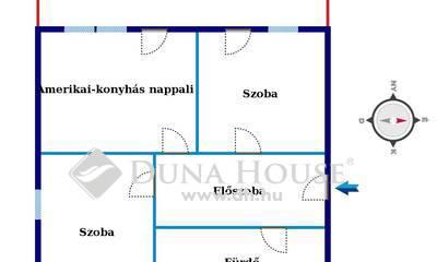 For rent Flat, Baranya megye, Pécs, --Vadonatúj, csendes 2 háló+nappalis lakás--