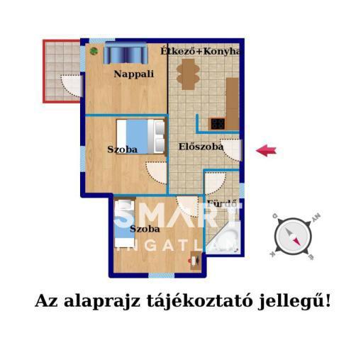 Eladó Lakás, Pest megye, Százhalombatta, Százhalombatta Matta-kert
