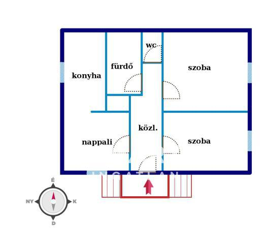 Eladó Ház, Hajdú-Bihar megye, Polgár,