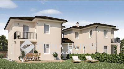 Eladó Ház, Budapest, 22 kerület, Budafokon 5 szobás újépítés, csendes utcában