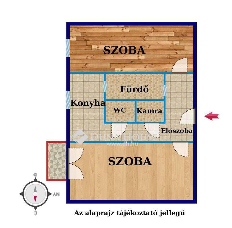 Eladó Lakás, Budapest, 13 kerület, beleszeretős erkélyes lakás kertvárosi részen