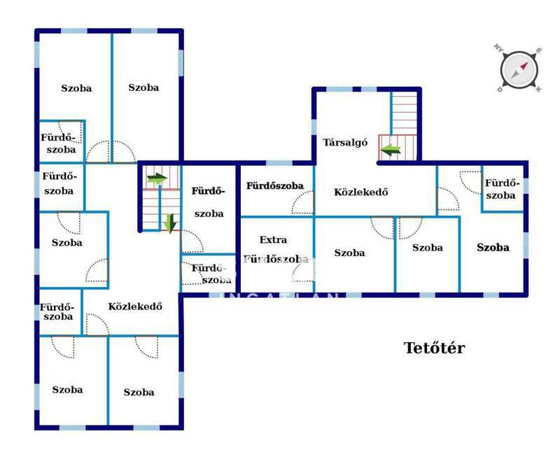 Eladó Ház, Bács-Kiskun megye, Apostag, Duna part