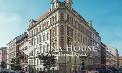 Prodej bytu, Malátova, Praha 5 Smíchov