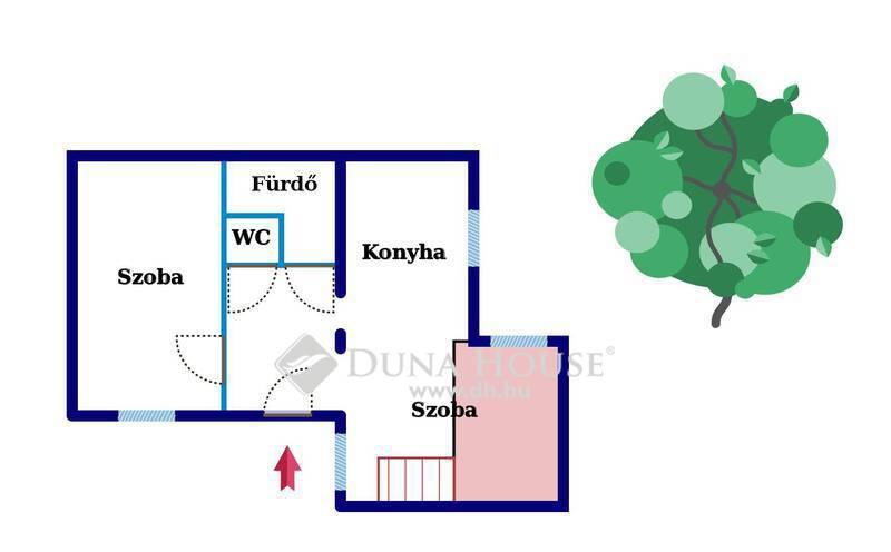 Eladó Lakás, Budapest, 8 kerület, Kálvária térnél 2 külön szobás, világos,jó állapot