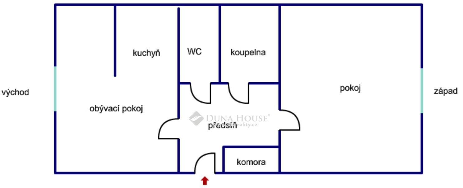 Prodej bytu, Krkonošská, Praha 2 Vinohrady