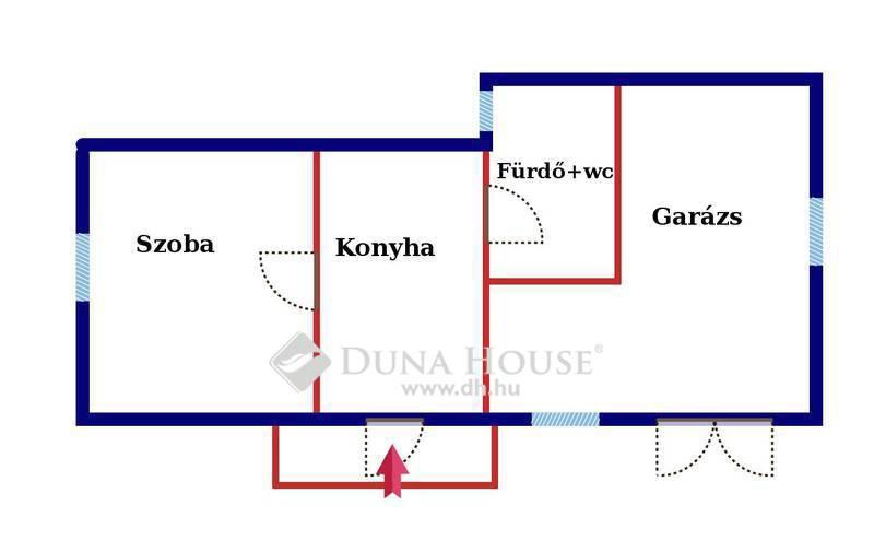 Eladó Ház, Bács-Kiskun megye, Kecskemét, Bagoly Egészségház közelében