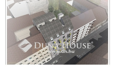 Eladó Fejlesztési terület, Budapest, 6 kerület, Apartmanház kiviteli tervekkel