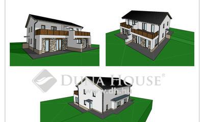 Eladó Ház, Pest megye, Nagykovácsi, újépítésű ikerház 1B.