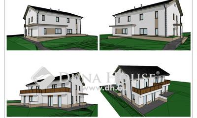Eladó Ház, Pest megye, Nagykovácsi, újépítésű ikerház 2A