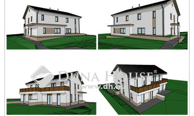 Eladó Ház, Pest megye, Nagykovácsi, újépítésű ikerház 2B