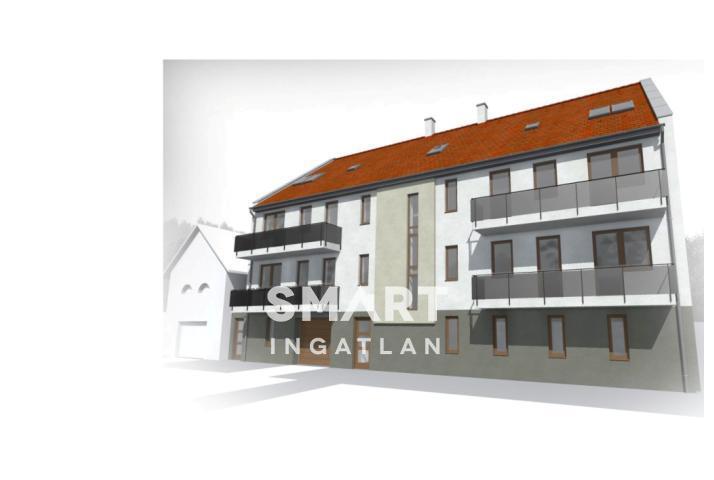 Eladó Lakás, Komárom-Esztergom megye, Tata, Tóhoz közel,terasz, kertkapcsolat, új építésű.