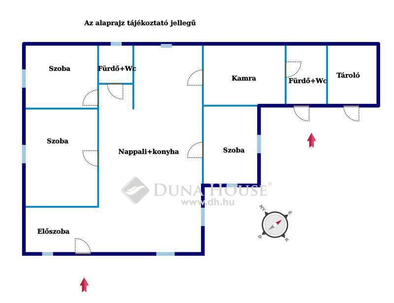 Eladó Ház, Pest megye, Dabas, Óvodához közel,fejlödő környék