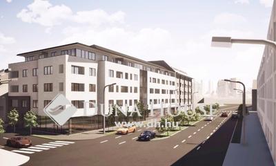 Modern, új társasház a Belváros szívében