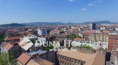 Eladó Lakás, Budapest, 8 kerület, Panorámás,nagy teraszos, 2 szintes lakások