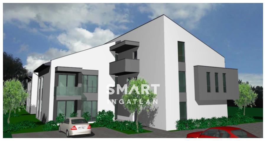 Eladó Lakás, Győr-Moson-Sopron megye, Győr, Ménfőcsanak kertvárosi részén új építésű lakás!