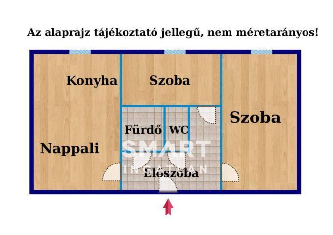 Eladó Lakás, Győr-Moson-Sopron megye, Győr, Újragondolt 3 szobás szigetelt lakás!