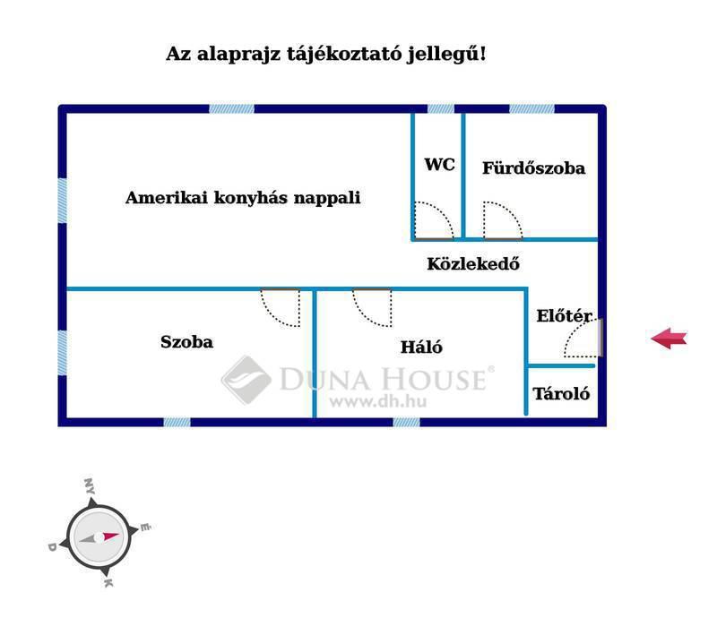 Eladó Lakás, Pest megye, Gyömrő, Társasházi lakás,szolgalmi úton közelíthető meg