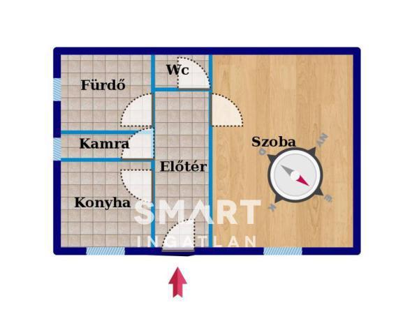 Eladó Ház, Bács-Kiskun megye, Kiskunfélegyháza, Belváros