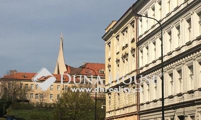 Prodej bytu, Pod Slovany, Praha 2 Nové Město