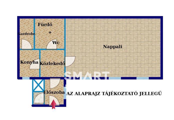 Eladó Lakás, Budapest, 5 kerület,
