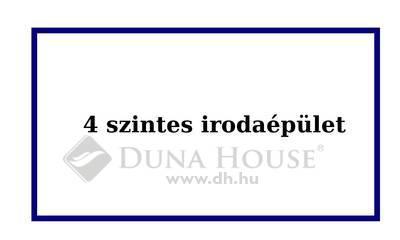 Kiadó Iroda, Bács-Kiskun megye, Kiskunfélegyháza, 4 szintes irodaépület kiadó!