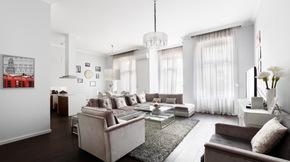 Eladó lakás, Budapest 2. kerület, Kandallós, szaunás minden igényt kielégítő luxus lakás a Margit híd lábánál