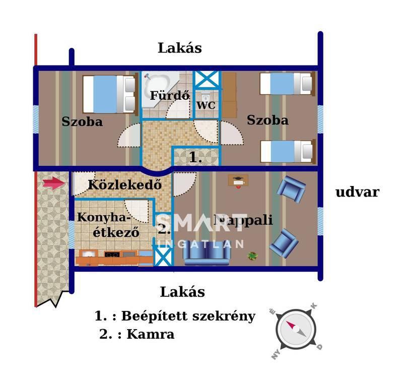Eladó Lakás, Jász-Nagykun-Szolnok megye, Jászberény