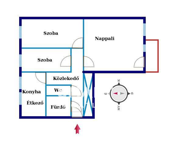 Eladó Lakás, Szabolcs-Szatmár-Bereg megye, Nyíregyháza,