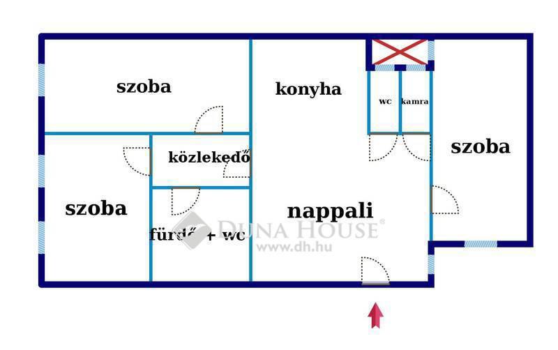 Eladó Lakás, Budapest, 6 kerület, Podmaniczky
