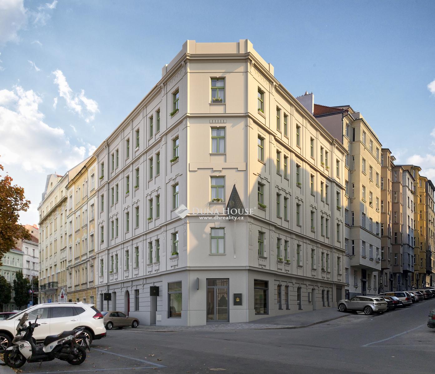 Byt 3+kk na prodej, Praha 3 (Žižkov)