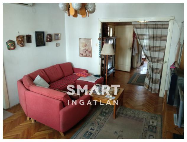 Eladó Lakás, Budapest, 13 kerület, 3 szobás polgári lakás, tetőterasz