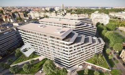 Eladó Lakás, Budapest, 9 kerület, Magas emeleti, nagy erkélyes lakás a Müpánál