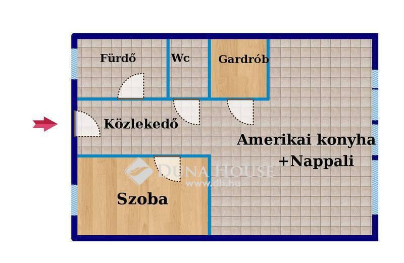 Eladó Lakás, Baranya megye, Pécs, A jogi egyetem és az Árkád közvetlen közelében