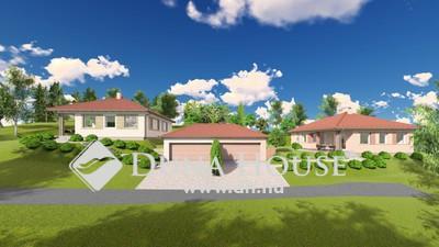 Eladó Ház, Zala megye, Zalaegerszeg, Kertváros közelében, szerkezetkész újépítés