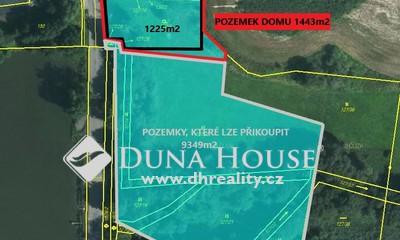For sale plot, Louňovice, Okres Praha-východ