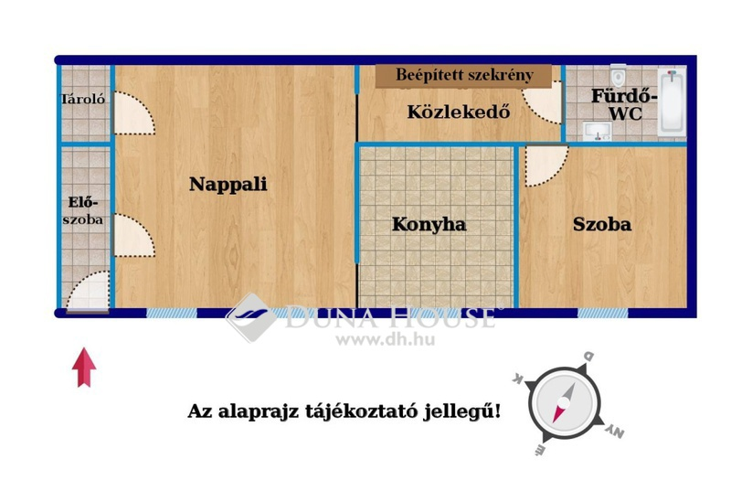 Eladó Lakás, Budapest, 8 kerület, Századosnegyed