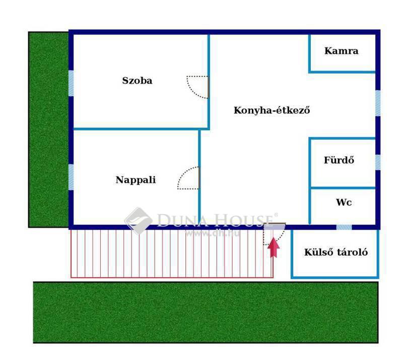 Eladó Ház, Baranya megye, Pécs, Wass Albert utca