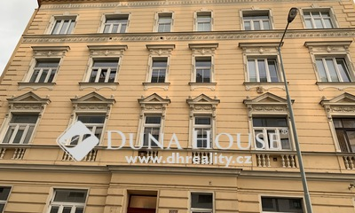 For sale flat, Křížová, Praha 5 Smíchov