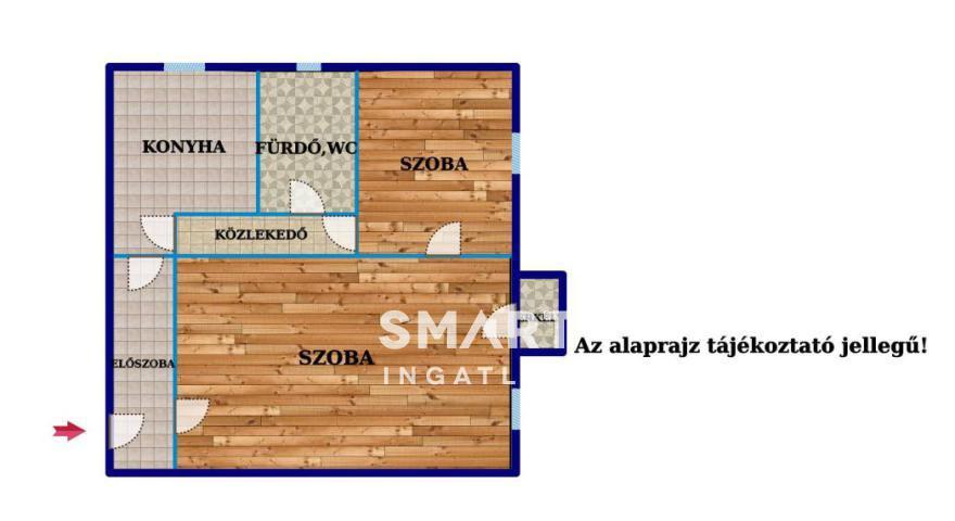 Eladó Lakás, Komárom-Esztergom megye, Esztergom, Irinyi János utca