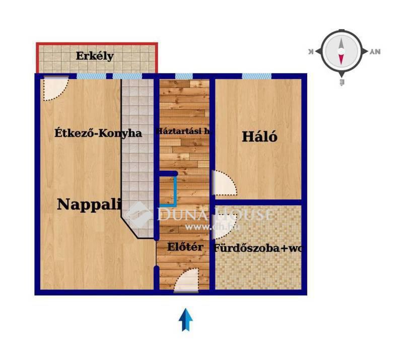 Eladó Lakás, Hajdú-Bihar megye, Debrecen, igényesen felújított lakás a Vénkertben